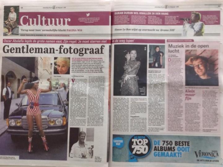 De Telegraaf | 24-06-2015