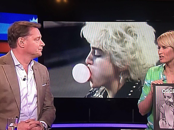 Beautiful item in RTL Boulevard (Dutch TV Program)